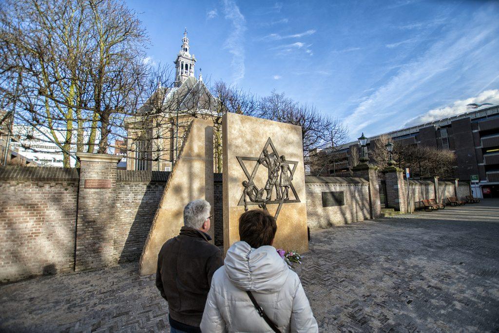 Joods monument in Den Haag